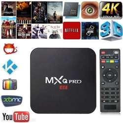 Tv Box Smart Tv 4k Android 6.0 Qcore Hdmi 3d Netflix Youtube