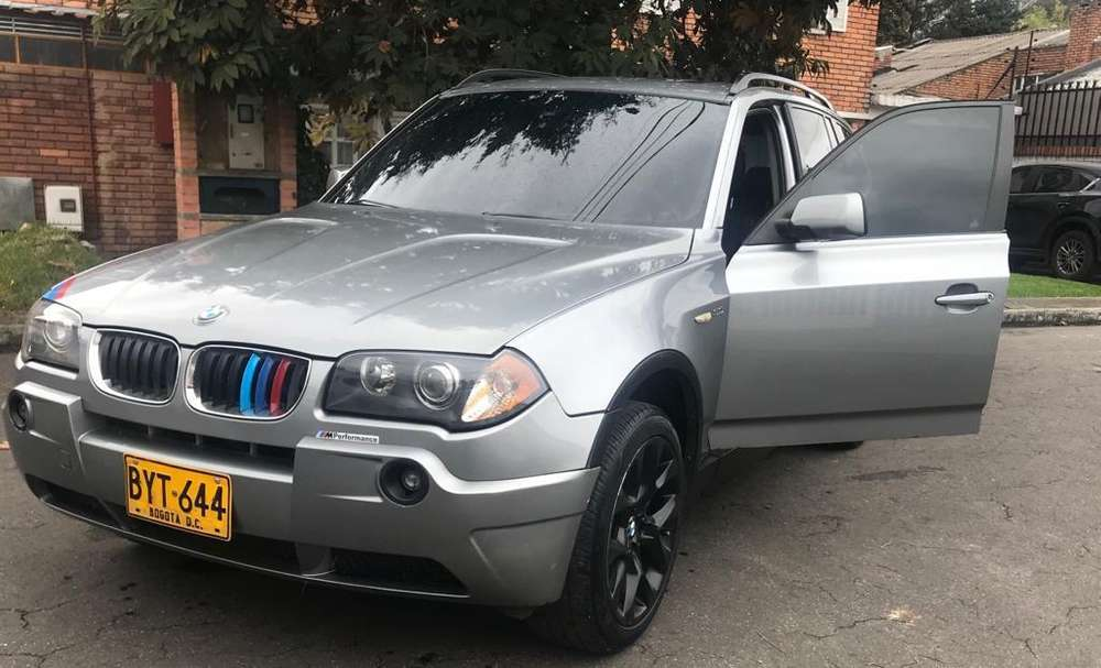 <strong>bmw</strong> X3 2006 - 160000 km