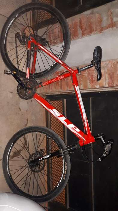 Bici Slp 50 Pro Rod 27,5 Usada Detalles