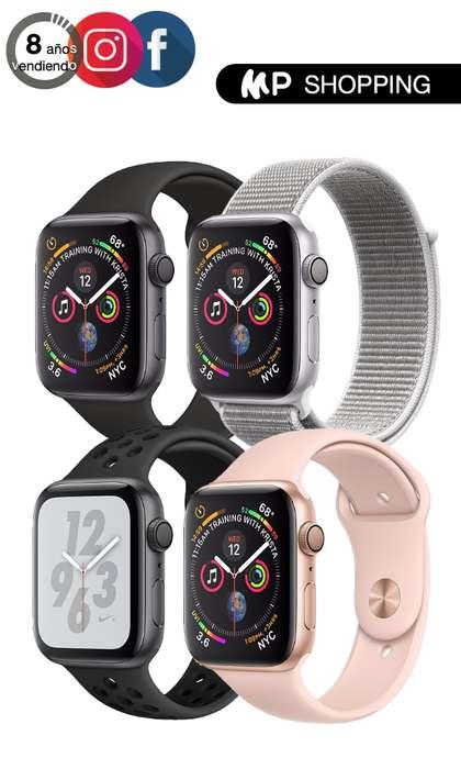 Apple Watch Serie 4 40mm Apple Watch Serie 4 de 44mm