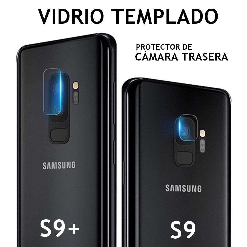 Vidrio Templado Cámara Trasera Samsung S9 S9 Plus Rosario