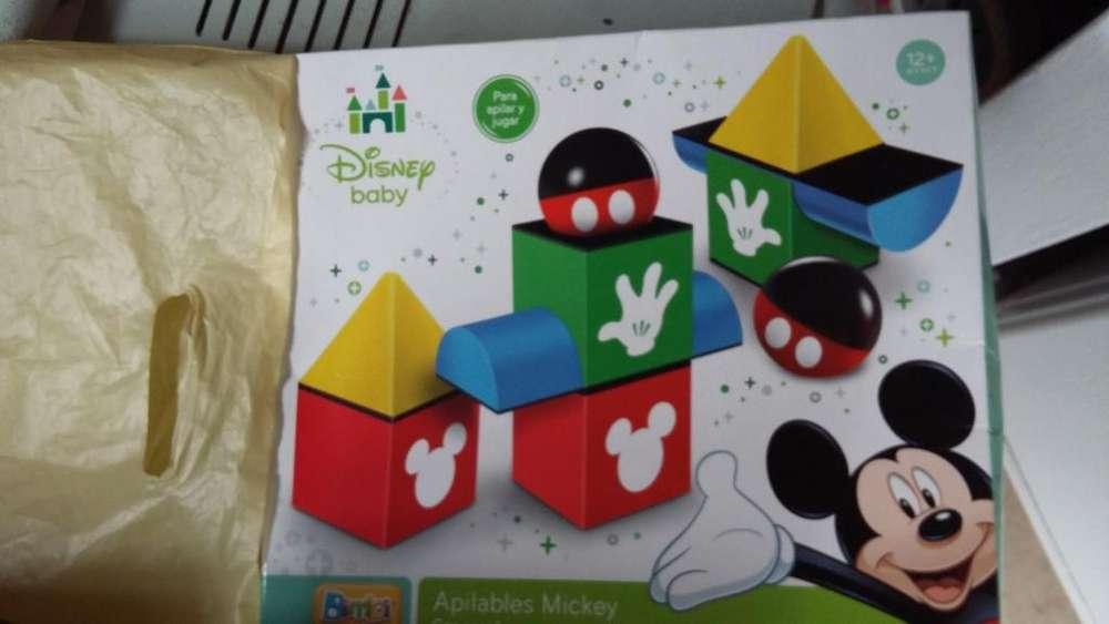 Bimbi Disney Baby Apilable Mickey