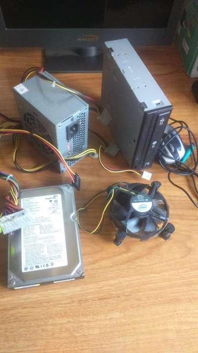 Partes de Computador a 30 Mil Pesos