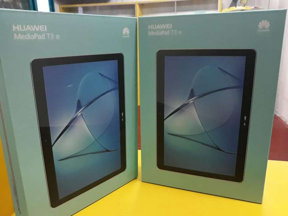 Tablet con Chip Marca Huawei
