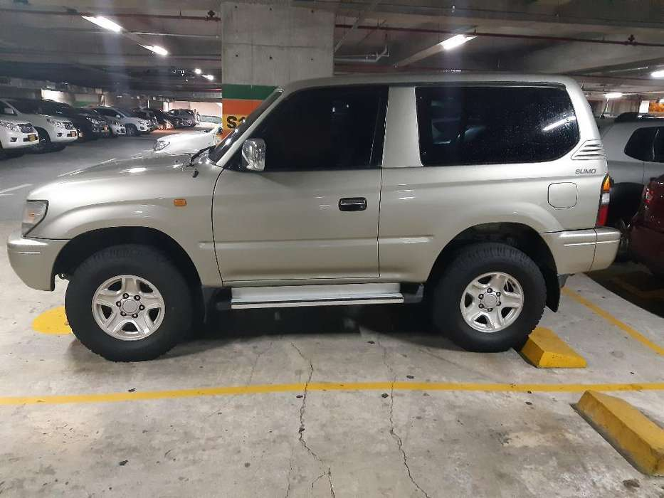 Toyota Prado 2003 - 183000 km