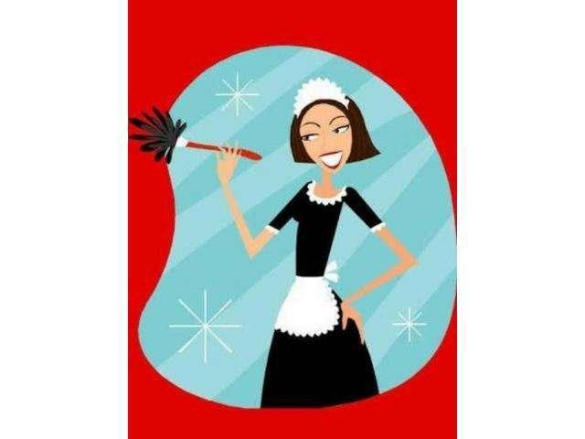 se busca empleo como empleada domestica joven interna con experiencia de 7 meses