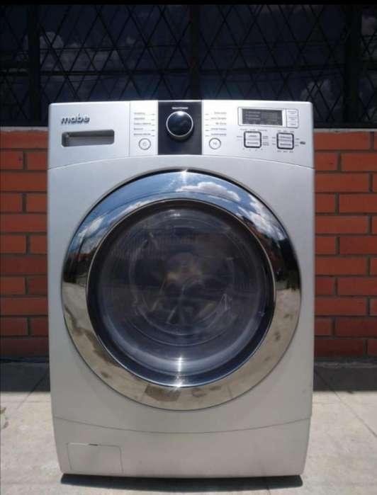 <strong>lavadora</strong> Y Secadora 2 en 1 Mabe 35 Libra