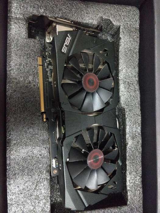 Placa de Video Asus GTX970 strix