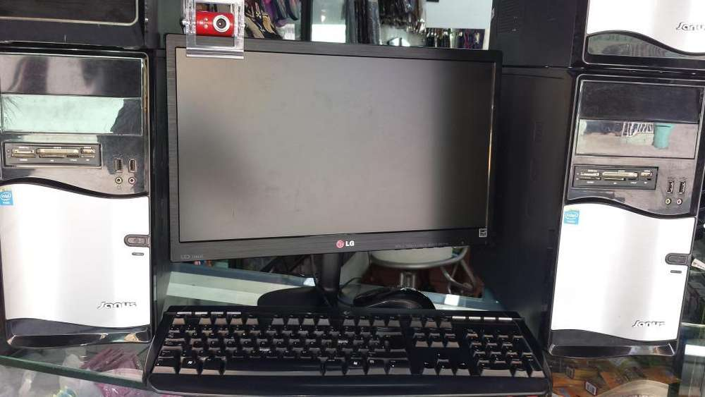 computador core i3 memoria ram 4gb y disco duro 1TB