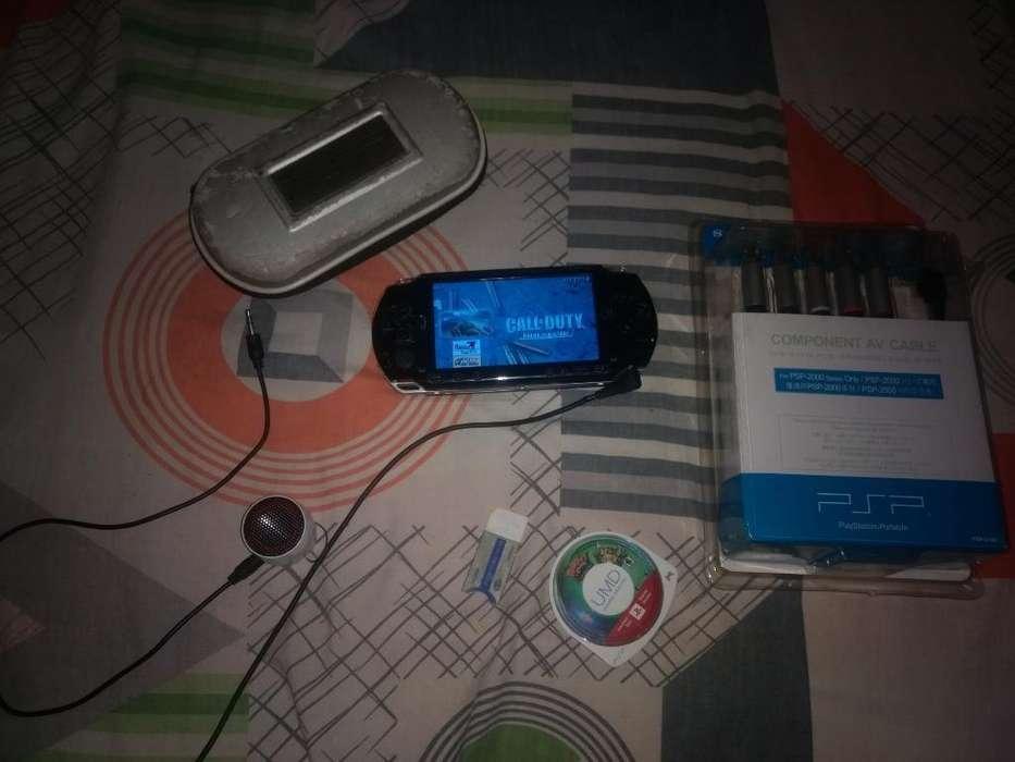 Psp 3000 Portable Cargador Original
