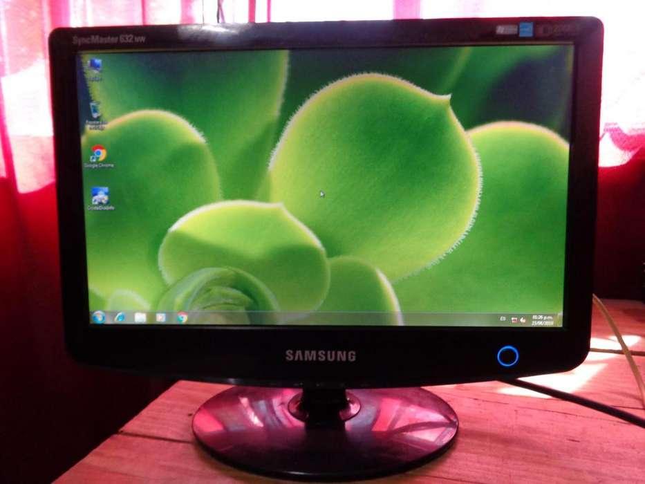 Monitor Samsung 16 Lcd -modelo Ls16pews