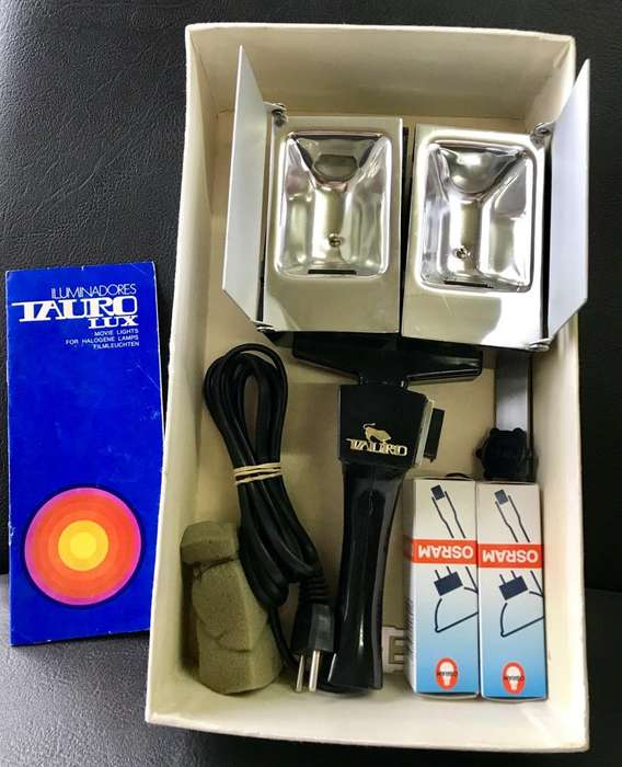 Iluminador Tauro Lux Filmleuchte 2000Ca