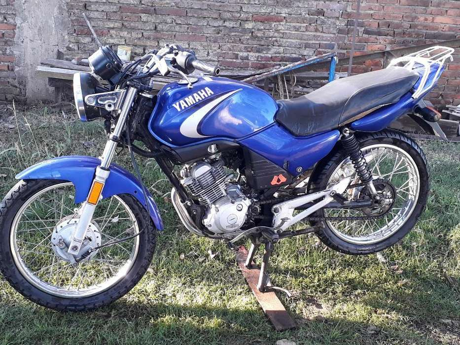 Vendo Yamaha Ybr 125 2009!