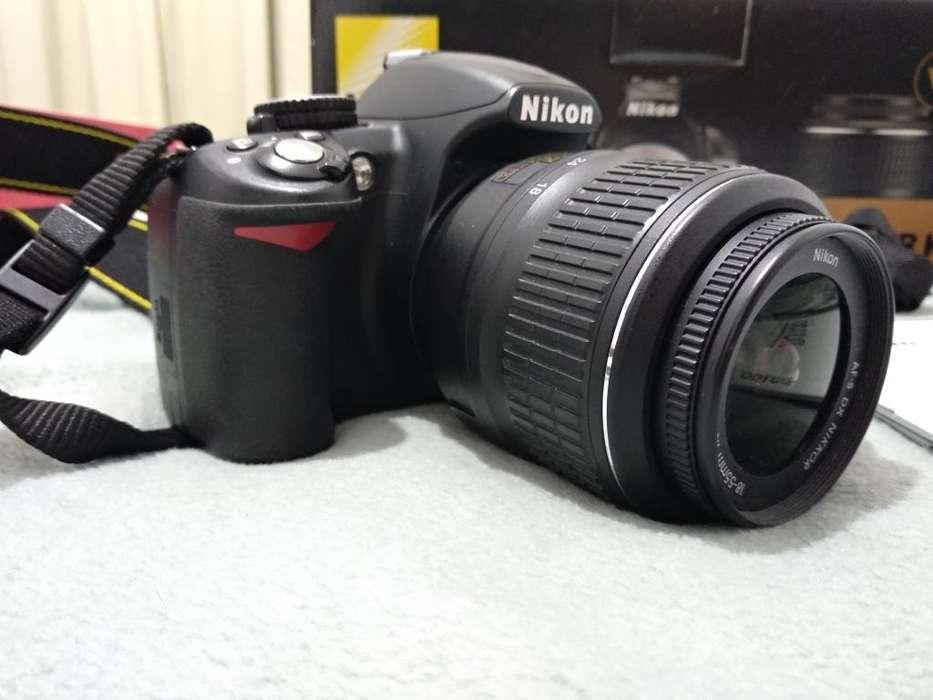 Cámara Reflex Digital Nikon D3100