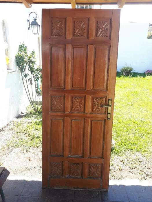 Puerta para Exterior