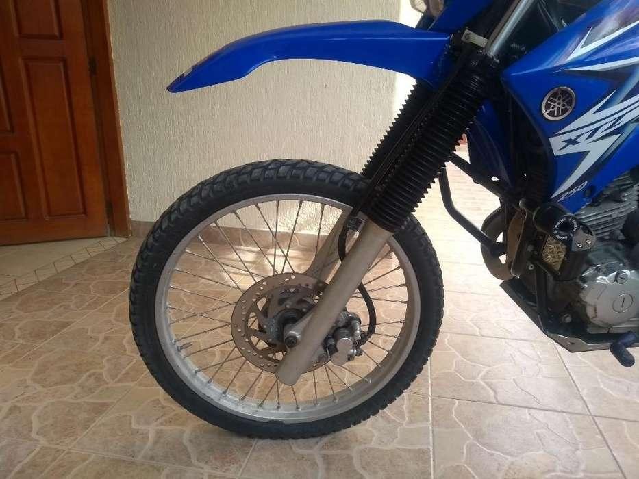 <strong>yamaha</strong> Xtz 250 Modelo 2015