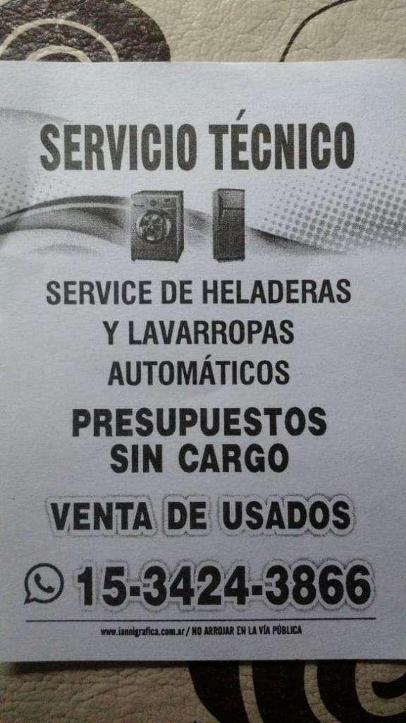 Service Y Venta de Heladeras Y Lavarropa