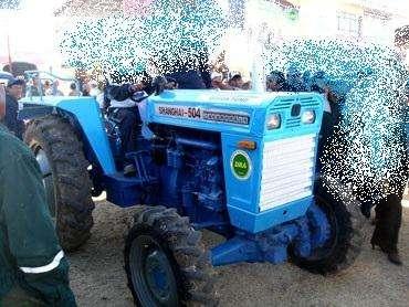 Tractor Shangai 504