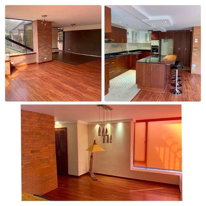 Rento Duplex con Patio Bossano 850