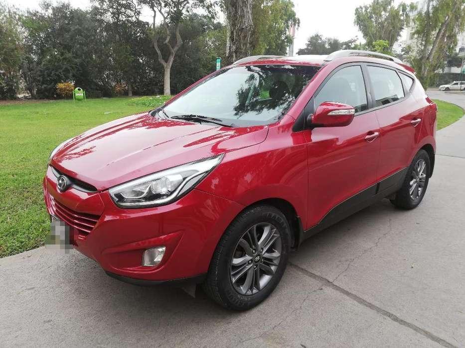 Hyundai Tucson ix-35 2014 - 58000 km