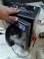 telefonos monedero celular recibe monedas nuevas y viejas  info 3104094976incluye simcard con minutos ilimitados