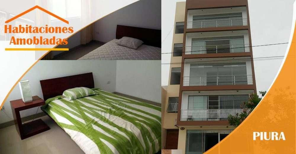 alquiler de habitaciones en Piura