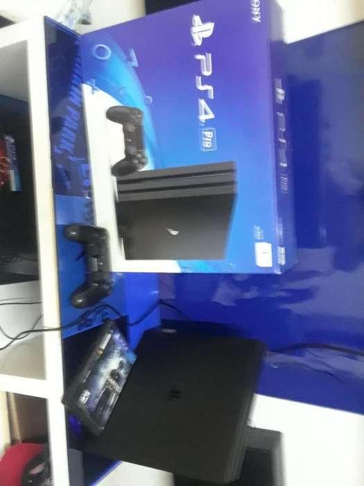 Play Station 4 Pro Ps4 Pro 1terabyte