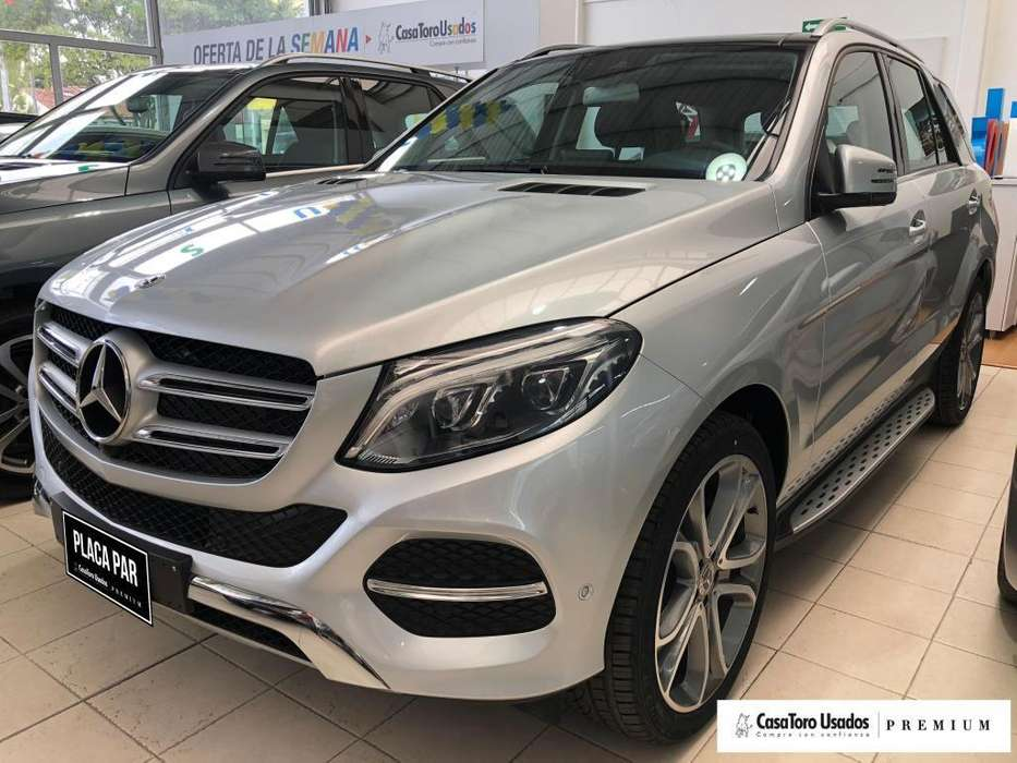 <strong>mercedes-benz</strong> Clase GLE 2018 - 100 km