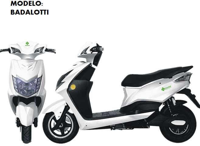 Moto Eléctrica Scooters - Badalotti Greenline