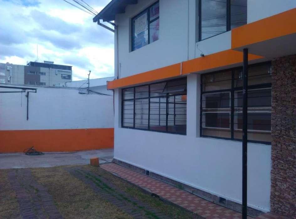 Casa de arriendo en quito centro norte Rio Coca Cod: A217