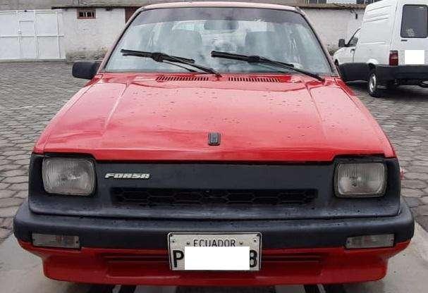 Suzuki Forsa 1 1990 - 100 km