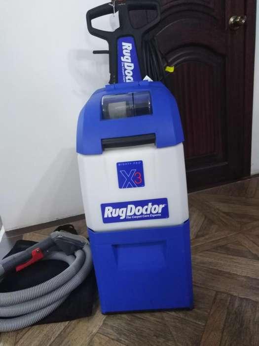 Rug Doctor Mighty Pro X3 Family Pack - Máquina de limpieza profunda de alfombras