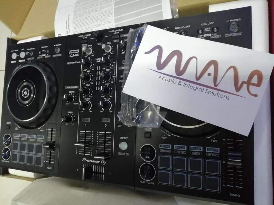 PIONEER DDJ 400