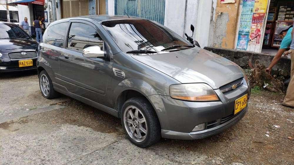 Chevrolet Aveo 2008 - 120000 km