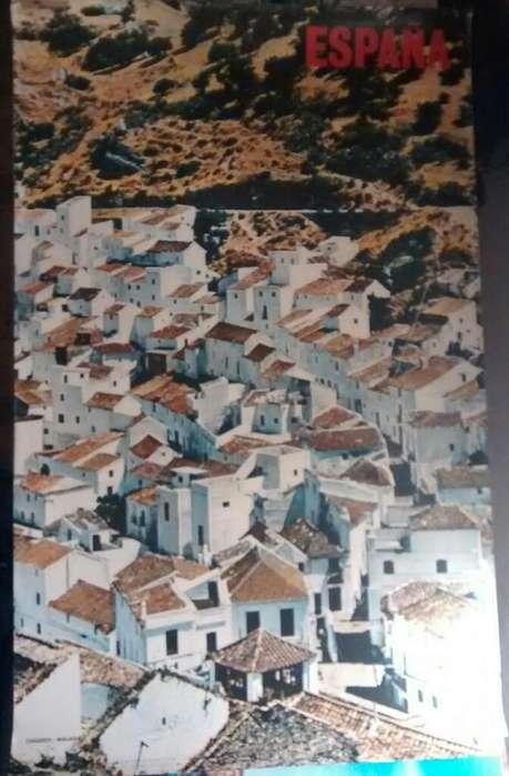 Lote de 8 Poster de España Antigüos