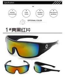 ed940287e1 ... Lentes gafas deportivas marca Glitztxunk con protección uv400 ...