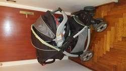 Cochecito Graco Travel System Stylus Galileo 7u02gao3