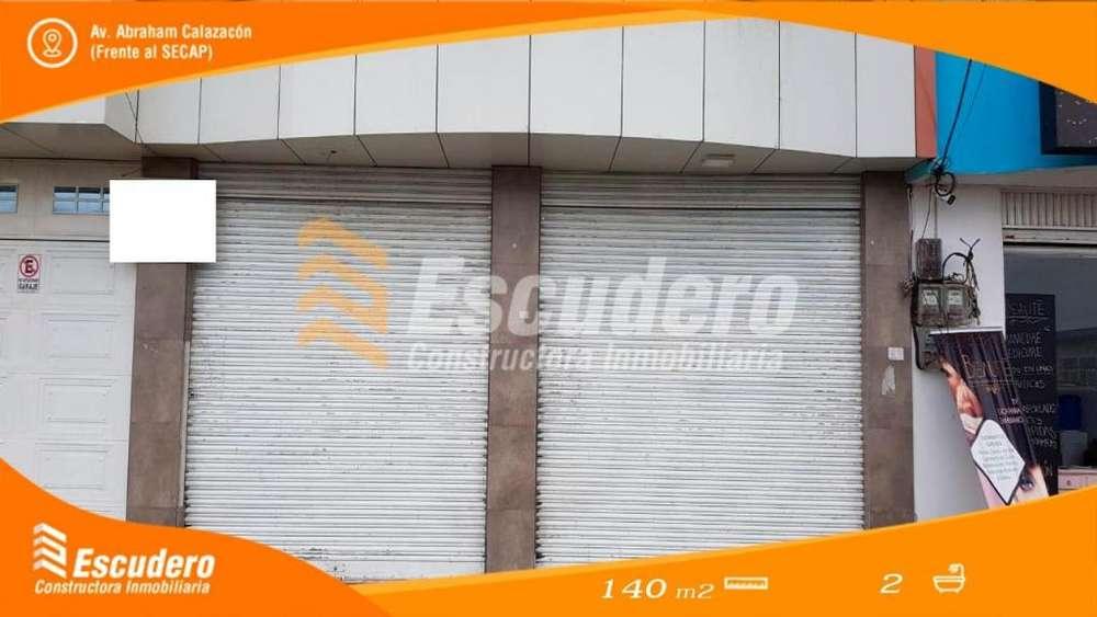 Arriendo local comercial Av. La Lorena