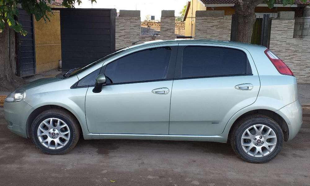 <strong>fiat</strong> Punto  2007 - 143500 km
