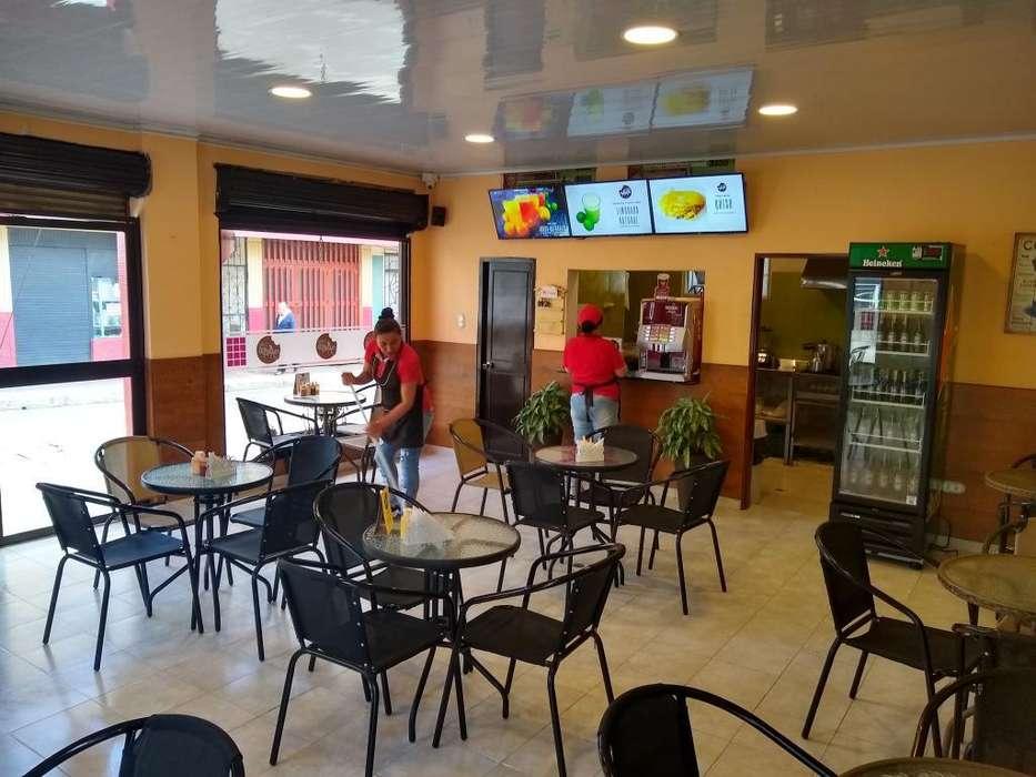 Montaje para Restaurante Y Cafetería