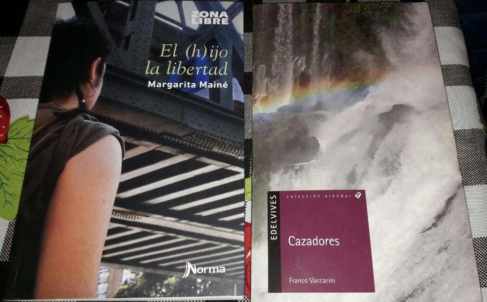 Vendo 2 Libros Nuevos!el (h)ijo La Liber