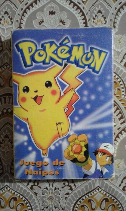 Juego de Cartas de Pokemon