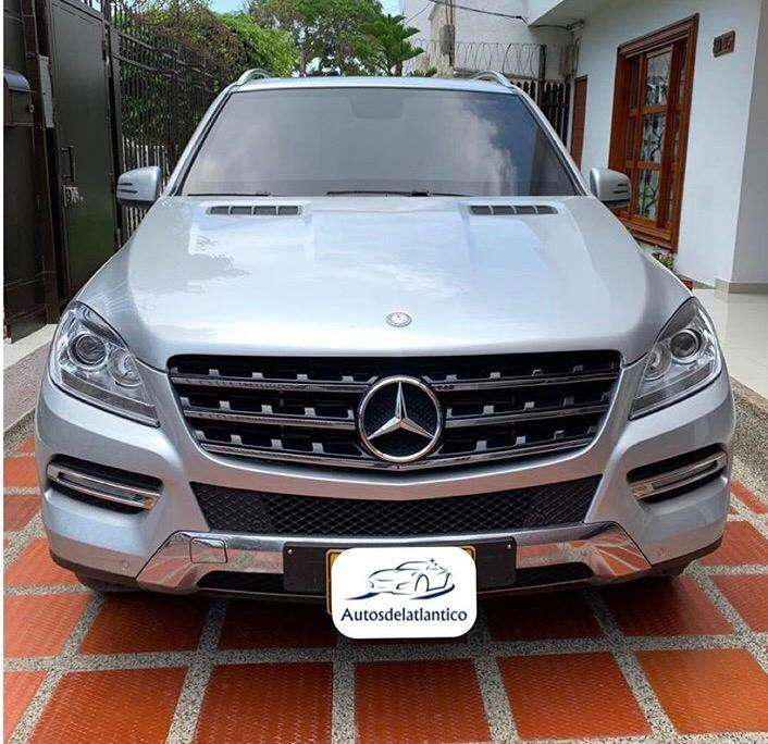 <strong>mercedes</strong>-Benz Clase ML 2012 - 60000 km