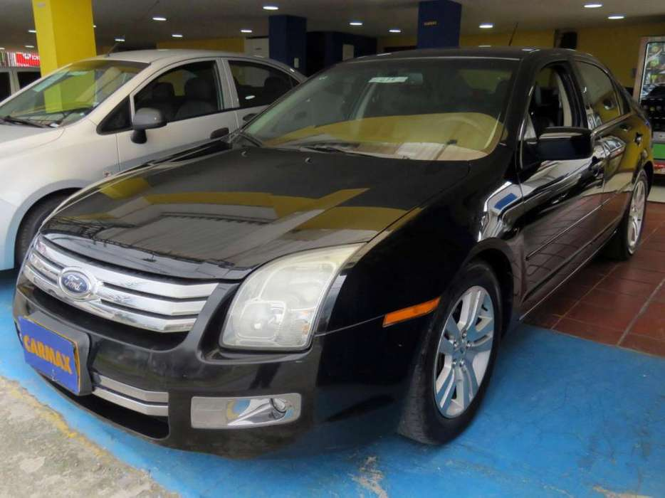 Ford Fusion 2008 - 110288 km
