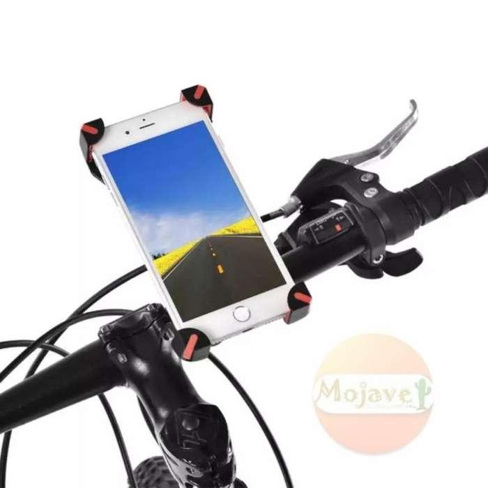 Soporte de Celular para Bicicleta Y Moto