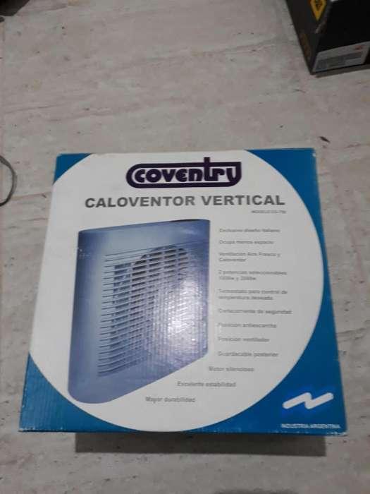 Caloventor Vertical Marca Coventry