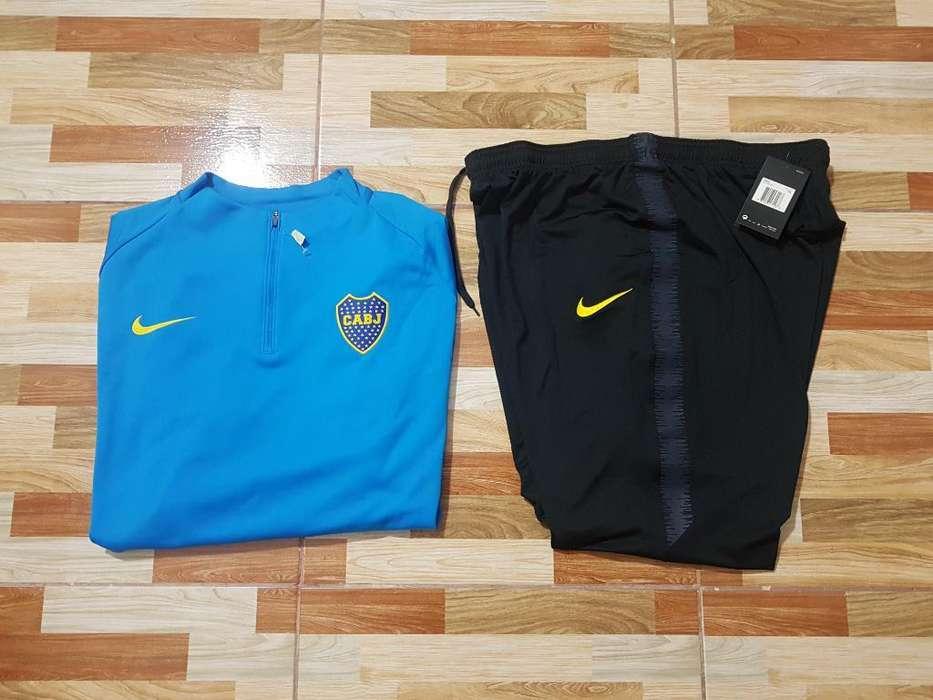 Conjunto Nike Boca Juniors