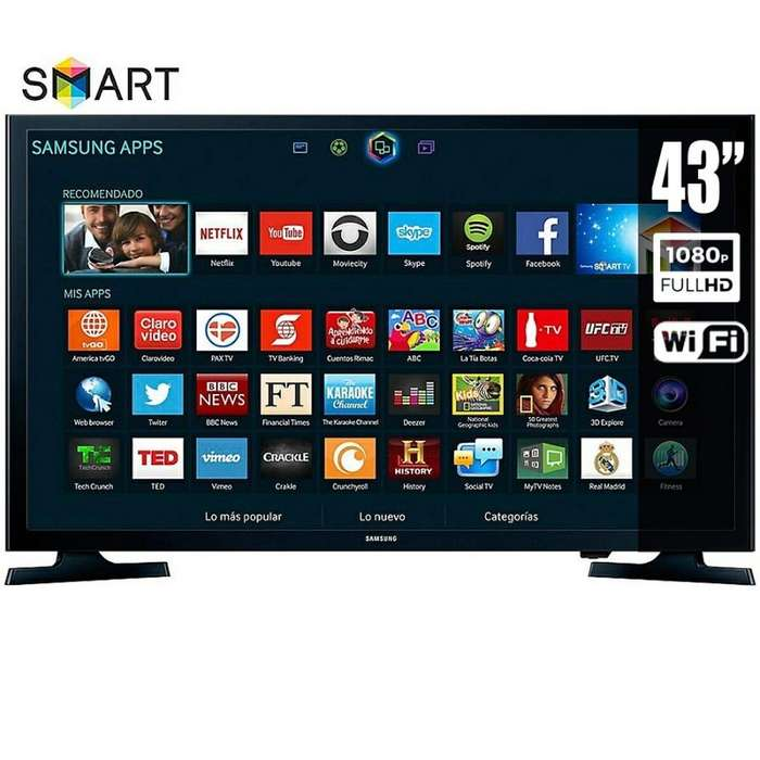 TV <strong>samsung</strong> 43 PULGADAS SMART