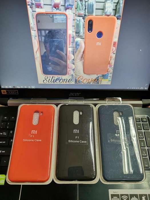 Silicon cover Xiaomi , Samsung A30-A50 , Huawei p30 lite