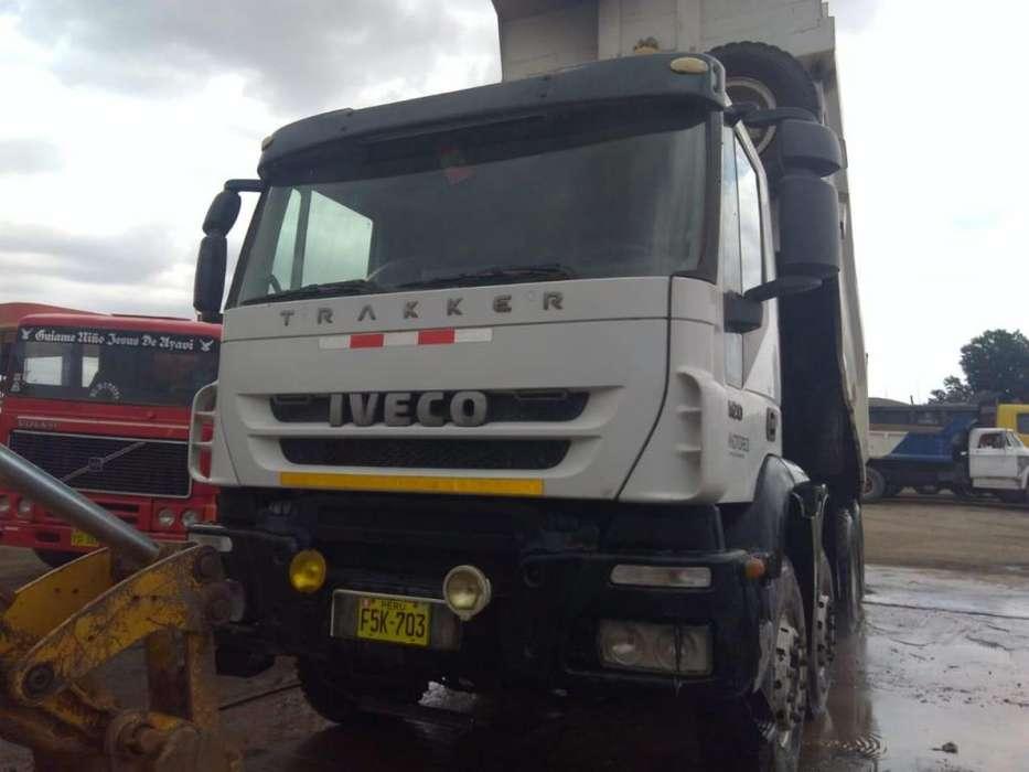 Iveco 8x4 2011